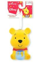 Hallmark Disney Winnie The Pooh Decoupage Infrangibile Natale Ornamento Nwt