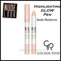 NEW  Nude Look Highlighting Glow Pen Illuminating Make up  Golden Rose - $6.44