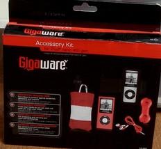 Gigaware Accessory Kit, - For iPod nano 4th Generation - BRAND NEW IN BOX - $26.72