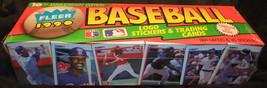 Fleer 1990 Baseball Factory Set (Sealed) - $9.99