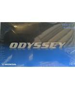 2014 Honda Odyssey Owners Manual 31TK8631 Brand New and Sealed Printed i... - $19.94