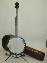 Vintage Epiphone Masterbuilt MB-100 5-String Banjo with Case  - $599.99