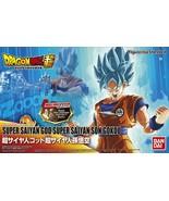 Bandai Figure-rise Standard Super Saiyan GOKU Model Hobby Kit Action Figure - $29.75