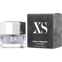 Xs By Paco Rabanne Edt Spray 1.7 Oz (New Packaging) - $132.00
