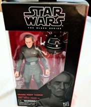 NIB Star Wars The Black Series Grand Moff Tarkin #63 by Hasbro NEW IN BOX - $16.69