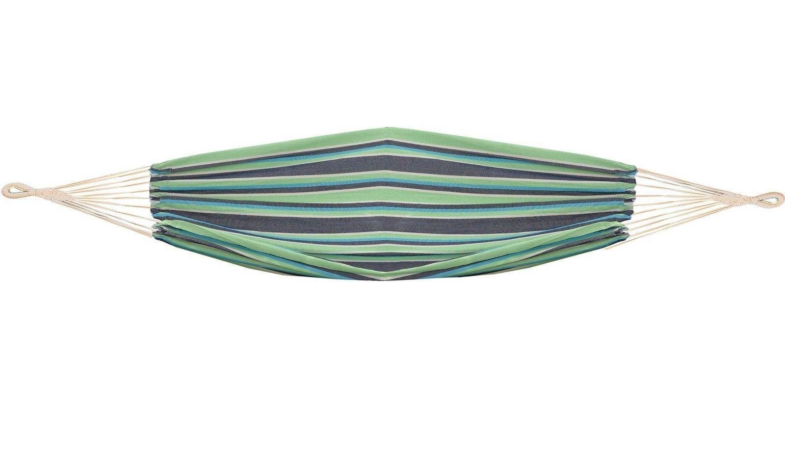 NEW Bliss Brazilian Oversized/Extra big Indoor/Outdoor Hammock in a Bag Durable