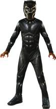 Rubie's Black Panther Child's Costume, Black/Grey, Medium - $22.90