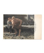 Quo Vadis Ursus und Chillon in Dungeon Poland Art Postcard - $4.99