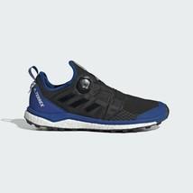 Adidas Men's Originals Terrex_WM Agravic Boa Shoes Black / Navy Trainers - $186.68