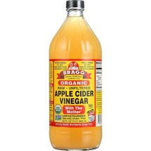 Bragg Organic Apple Cider Vinegar with The Mother 946ml - $25.64