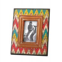 Wooden 4 X 6 Photo Frame - £21.94 GBP