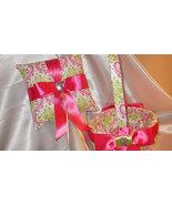 DAMASK BASKET, PILLOW Ringbearer Ring Pillow and Flower Girl Basket Madi... - $55.95