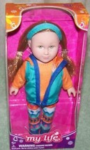 """MY LIFE as MINI OUTDOORSY Girl 7.5""""H Doll New - $7.88"""