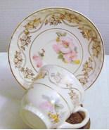 Crooksville China Co  Demitasse  Cup & Saucer  - $14.00