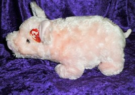 """RARE Ty 2003 Classic Pig-OMELET, 13"""" Pink Pig Plush - $24.74"""