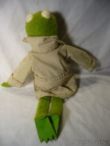Kermit Muffet Doll Polyester no. 857 Fisher Price  image 6