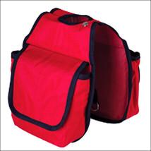 Hilason Western Tack Horse Pockets Horn Bag Red U-3740 - $16.82
