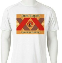 Dos Equis Dri Fit graphic Tshirt moisture wicking graphic printed active SPF tee image 2
