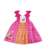 Disney Store Baby Girls Nemo - Finding Nemo - Sleeveless Woven Dress - $26.44