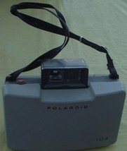 Vintage Polaroid 104 Automatic Land Camera - VGC - ALL ORIGINAL - GREAT ... - $34.64