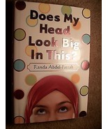 DOES MY HEAD LOOK BIG IN THIS? 2007 Hard Cover w Dust Jacket;  1st Edit... - $4.95