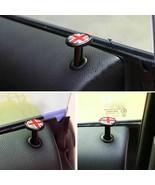 Car Interior Door Lock Pin Cover ABS Sticker Universal MINI COOPER JCW C... - $37.99