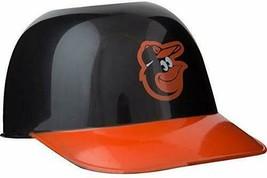 1 MLB Baltimore Orioles Current Logo Mini Batting Helmet Ice Cream Snack... - $6.99