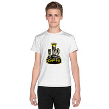 Youth T-Shirt World Chess Day - $29.50