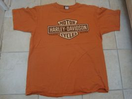 Harley-Davidson Motorcycles Daytona Beach, Florida t shirt Size XL  image 4