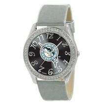 Florida Marlins Ladies Glitz Watch- - $22.76