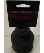 """GearWrench 84860 3/4"""" Drive 6 Point Standard Impact Socket 49mm - $12.87"""
