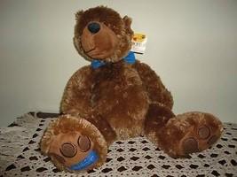 Boyds Bears PIERCE BALOO Bear Brown Plush Starlight Foundation Canada 19... - $88.88