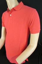 Neu J.Mannschaft Männer Baumwolle Hellrot Polohemd Klassisch Basic T-Shirt - $42.15