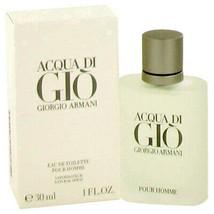 ACQUA DI GIO by Giorgio Armani Eau De Toilette Spray 1 oz (Men) - $50.79