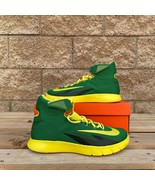 Nike Zoom Hyperrev MEN'S APPLE GREEN/YELLOW Basketball SNEAKER 630913-30... - $148.67