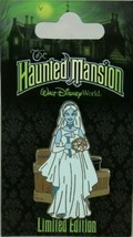 The Haunted Mansion®  Bride WDW Authentic Disney Pin pn card - $45.00