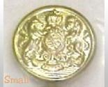 2 brass or gold plate horse lion buttons 2   sm thumb155 crop