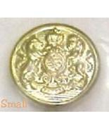 """5/8, 7/8"""" Vintage Metal Crest Buttons Horse Lion Crown - €4,48 EUR"""