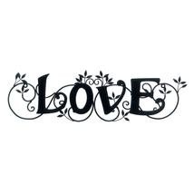 #10017914 *LOVE SCROLLING IVY WALL PLAQUE* - $28.82