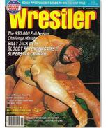 The Wrestler Nov 1984 Billy Jack Superstar Graham Kerry Von Erich Bruise... - $6.95
