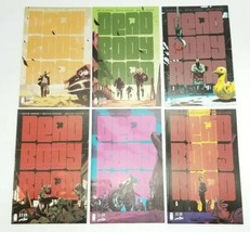 Dead Body Road 1 2 3 4 5 6 Complete Set 1-6 Image Comic Book Justin Jordan - $21.28