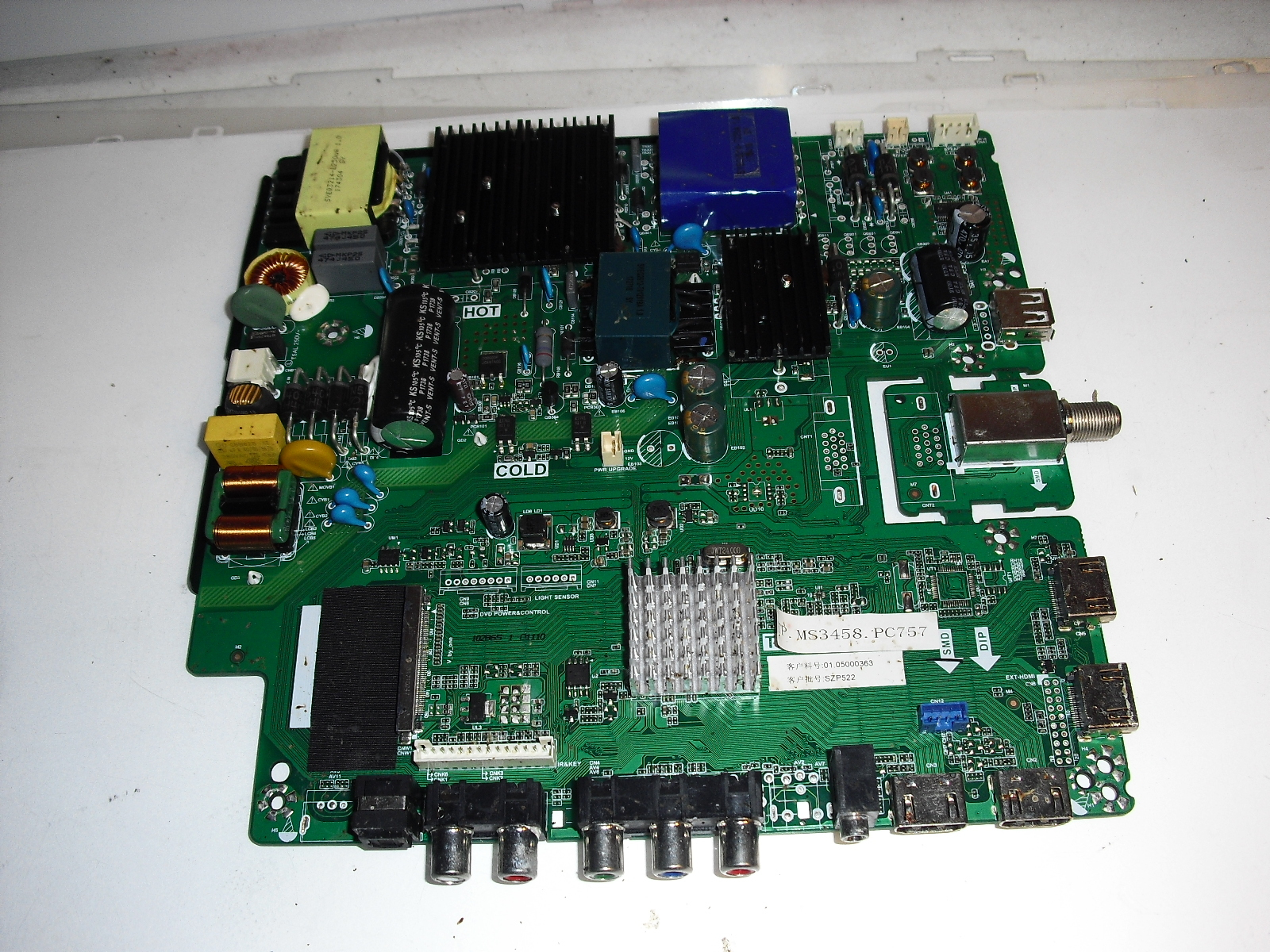 Primary image for tp.ms3458.pc757   main  board   for  silo   sL55v2