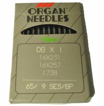 Organ Industrial Sewing Machine Needles 65/9 - $3.59