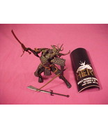 Amano's Hero Figurine LTD and Exhibition Pamphlet 1999  rare - $229.95
