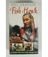 Fish Hawk VHS 1994 GOODTIMES HOME VIDEO Movie  - $4.99
