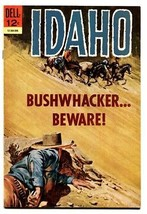 Idaho #7 1965- Dell Western- high grade - £28.27 GBP