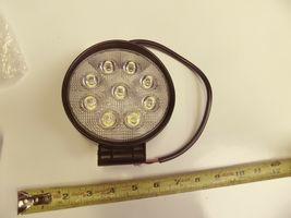 "THM 2X-LED-R-27W-FLOOD 4"" Round 27W LED Work Light Spot Light Flood Light 4 Pack image 4"