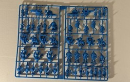 50 Blue Age of Mythology RPG Game Pieces Figures Norse Replacement Parts... - $18.61