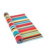 """Bright Color Fiesta Serape Tablecloth Roll (40"""" x 100ft.) Cinco de Mayo ... - $33.24"""