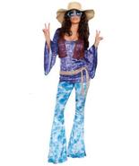 Wild At Woodstock 60s Costume - Women's - $38.95